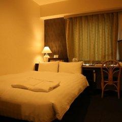 Отель Sunline Oohori Фукуока комната для гостей фото 5