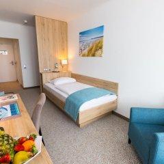 Отель Carat Golf & Sporthotel 4* Номер Делюкс с различными типами кроватей фото 3