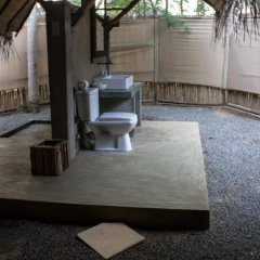 Отель Saraii Village 3* Улучшенное шале с различными типами кроватей фото 16