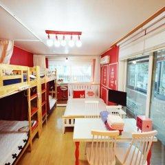 Отель Han River Guesthouse 2* Семейная студия с двуспальной кроватью фото 5