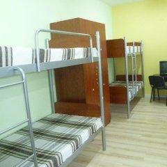 Hostel Vitan Кровать в общем номере двухъярусные кровати