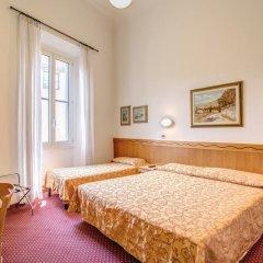 Hotel Nuova Italia 2* Стандартный номер с различными типами кроватей фото 11