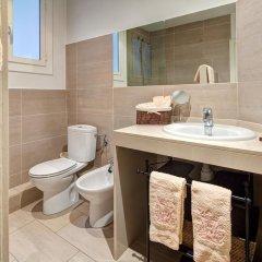 Апартаменты Habitat Apartments Bruc Барселона ванная