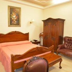 Grand Hotel Palladium Santa Eulalia del Rio 5* Улучшенный номер с различными типами кроватей фото 2