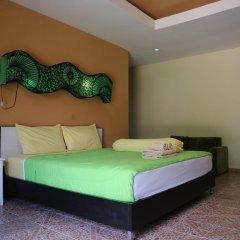 Отель Kamala Tropical Garden 3* Студия с двуспальной кроватью фото 8