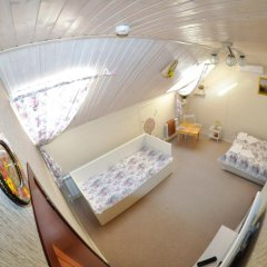 Гостиница Дон Мажор Стандартный номер двуспальная кровать фото 5