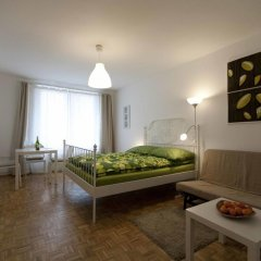 Апартаменты Heart of Vienna - Apartments Студия с различными типами кроватей фото 33