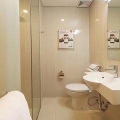 Отель Red Planet Davao 2* Стандартный номер с различными типами кроватей фото 7