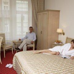 Spa Hotel Schlosspark 4* Номер Комфорт с различными типами кроватей фото 6