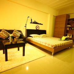 Отель At Home Phetkasem Таиланд, Бангкок - отзывы, цены и фото номеров - забронировать отель At Home Phetkasem онлайн спа