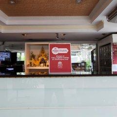 Отель Zen Rooms Best Pratunam Бангкок интерьер отеля