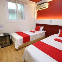 Отель Philstay Dongdaemun 2* Стандартный номер с 2 отдельными кроватями фото 2