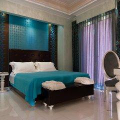 Отель Athens Diamond Homtel 4* Номер категории Эконом с различными типами кроватей фото 4