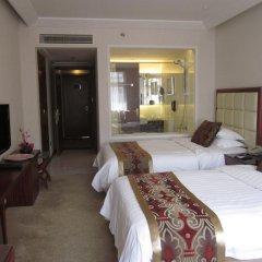 Отель Sun Town Hotspring Resort комната для гостей