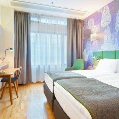 Отель Holiday Inn Helsinki City Centre 4* Стандартный номер с 2 отдельными кроватями фото 3