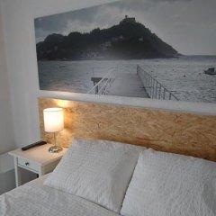Отель Pensión Amara Стандартный номер с различными типами кроватей фото 6