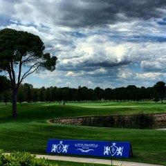 Отель Kaya Palazzo Golf Resort спортивное сооружение