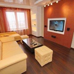 Апартаменты Apartments in Ekaterinburg комната для гостей фото 3