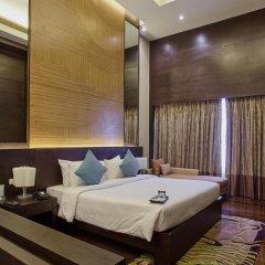 Отель Jasmine Resort Бангкок комната для гостей фото 3
