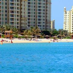Отель Jash Falqa пляж