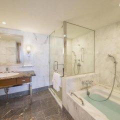 Отель Okura Tokyo Япония, Токио - отзывы, цены и фото номеров - забронировать отель Okura Tokyo онлайн ванная