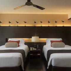 Отель Centara Grand Mirage Beach Resort Pattaya 5* Семейный номер Делюкс с двуспальной кроватью фото 4