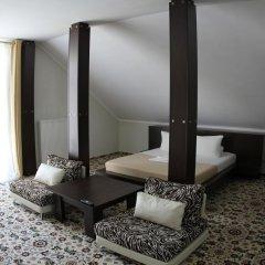 Гостиница Блюз Номер Эконом разные типы кроватей фото 3