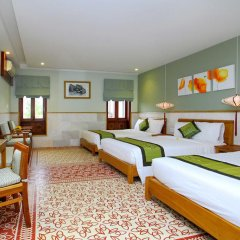 Отель Green Heaven Hoi An Resort & Spa 4* Номер Делюкс фото 3