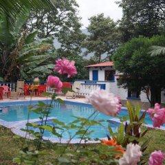 Hotel Cabanas Paradise бассейн фото 3