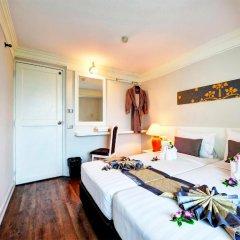 Jomtien Garden Hotel & Resort 4* Люкс с различными типами кроватей фото 4