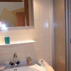 Отель Familiengasthof Zirmhof ванная