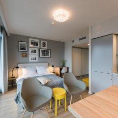 Отель EXCLUSIVE Aparthotel Улучшенные апартаменты с 2 отдельными кроватями фото 18