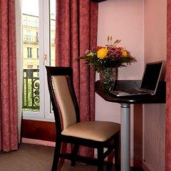 Отель Hôtel Alane 3* Стандартный номер с различными типами кроватей фото 22