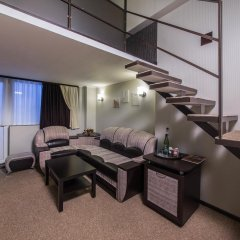 Гостиница Кентавр Номер Бизнес с различными типами кроватей фото 3