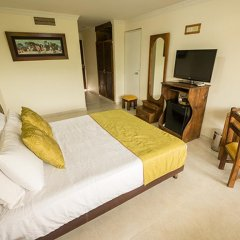 Hotel Del Llano 3* Стандартный номер с различными типами кроватей фото 5