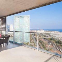 Апартаменты Rent Top Apartments Beach-Diagonal Mar Улучшенные апартаменты фото 21