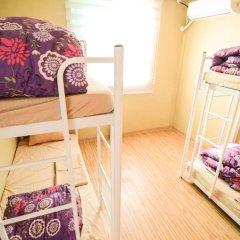 YaKorea Hostel Dongdaemun Кровать в женском общем номере с двухъярусной кроватью фото 6