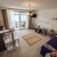 Отель Apartmani Harmonia Черногория, Тиват - отзывы, цены и фото номеров - забронировать отель Apartmani Harmonia онлайн комната для гостей фото 5
