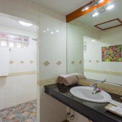 Отель Tropica Bungalow Resort 3* Улучшенное бунгало с различными типами кроватей фото 7