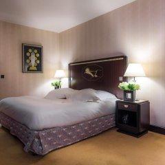 L'Hotel du Collectionneur Arc de Triomphe 5* Улучшенный номер разные типы кроватей фото 4