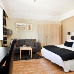 Апартаменты Kristiansand Apartments 3* Улучшенный номер