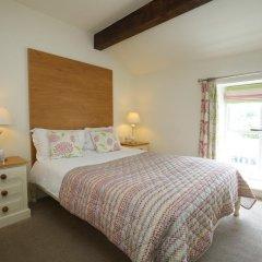 Отель The Craven Heifer Inn 4* Стандартный номер с различными типами кроватей фото 11