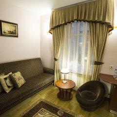 Престиж Центр Отель 3* Люкс с различными типами кроватей фото 11