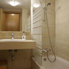 Отель Diagonal Mar Apartments Испания, Барселона - отзывы, цены и фото номеров - забронировать отель Diagonal Mar Apartments онлайн ванная
