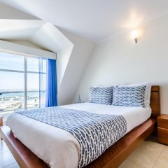 Отель Apartamentos do Mar Peniche Португалия, Пениче - отзывы, цены и фото номеров - забронировать отель Apartamentos do Mar Peniche онлайн комната для гостей фото 3