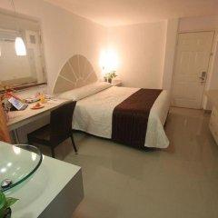 Отель Plaza Caribe Мексика, Канкун - отзывы, цены и фото номеров - забронировать отель Plaza Caribe онлайн комната для гостей фото 4