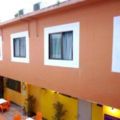 Отель Sawasdee Bangkok Inn балкон