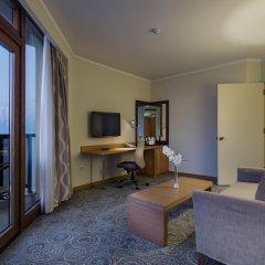 Отель Mersin HiltonSA комната для гостей фото 4