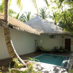 Отель Kihaad Maldives 5* Люкс с различными типами кроватей фото 7