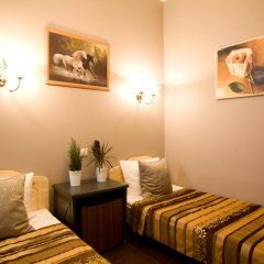 Мини-Отель Амстердам Стандартный номер разные типы кроватей фото 9